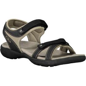 CMP Campagnolo Adib Hiking Sandals Women nero-sand